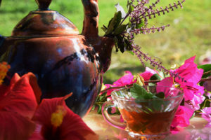 Organic Herbal Medicinal Teas: Ahimsa Sanctuary Farm, Maui